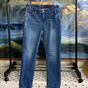NWOT Lucky brand Lolita skinny mid rise jeans 29